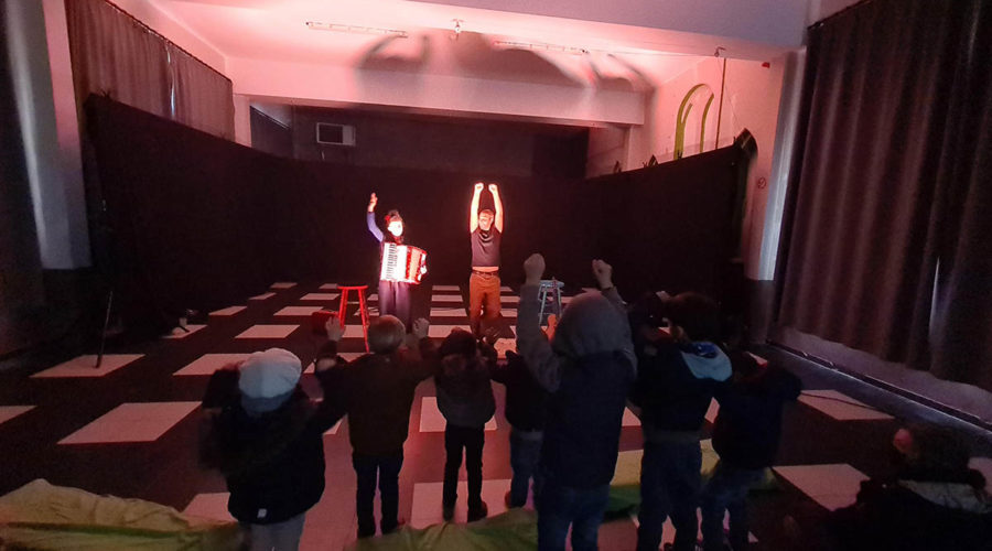 """WapiKids Festival : Spectacle """"Bloutch"""""""