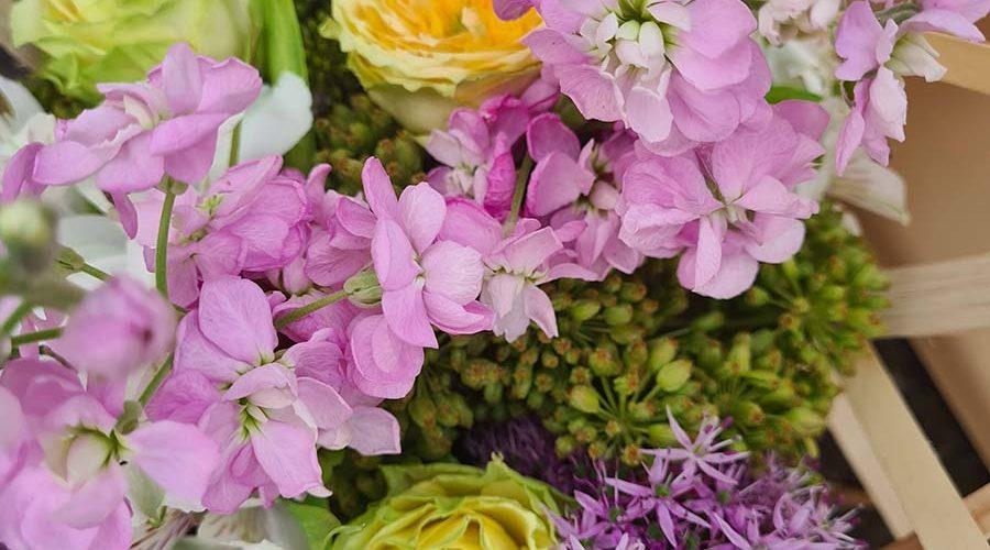 Soirées de la création – Art floral 💐